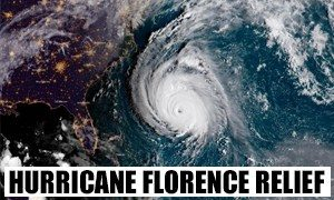 How to Help Hurricane Florence Victims in NC